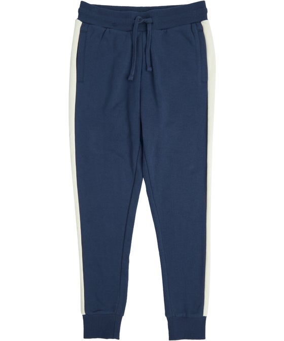 Kids' Drop Crotch Panelled Trackpant
