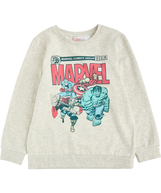 Kids' Licensed Marvel Sweatshirt