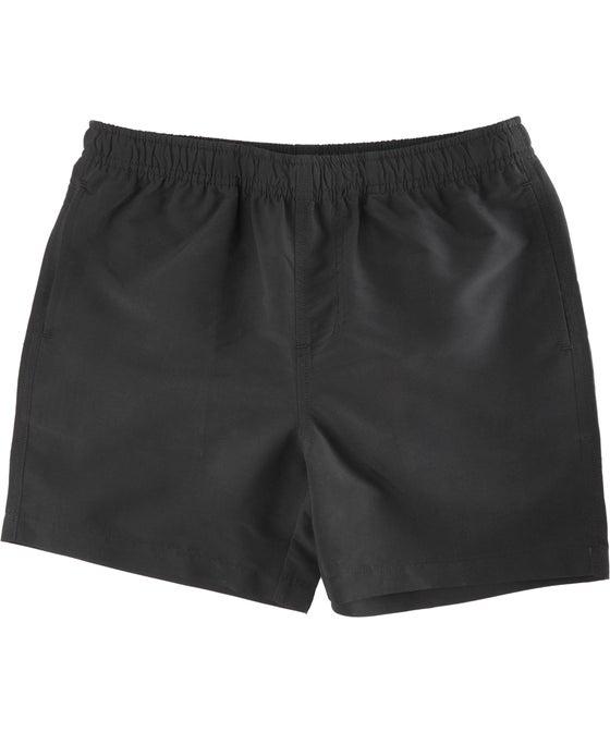 Kids' Plain Volley Short