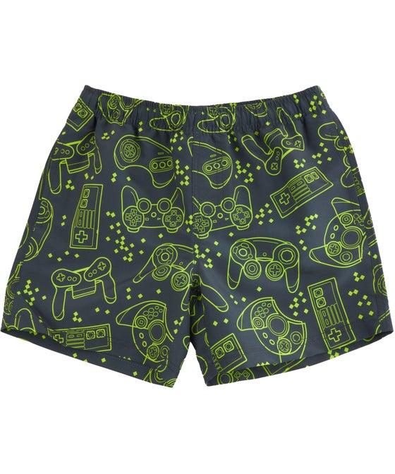 Kids' Print Volley Short