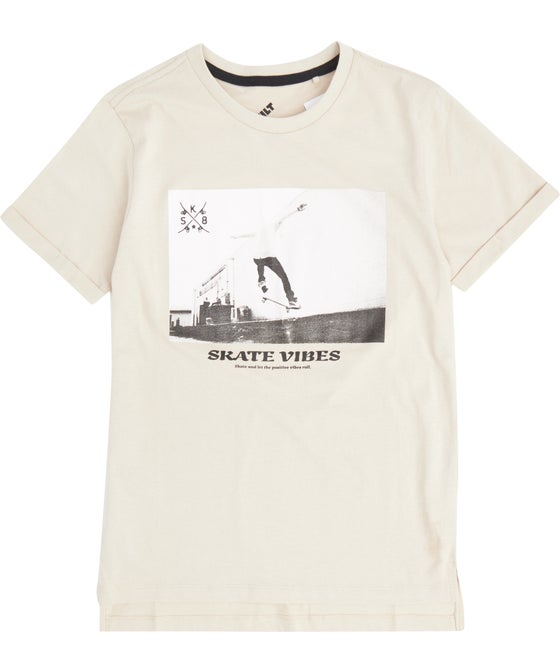 Kids' Print Front T-shirt