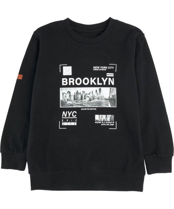Kids' Printed Sweatshirt