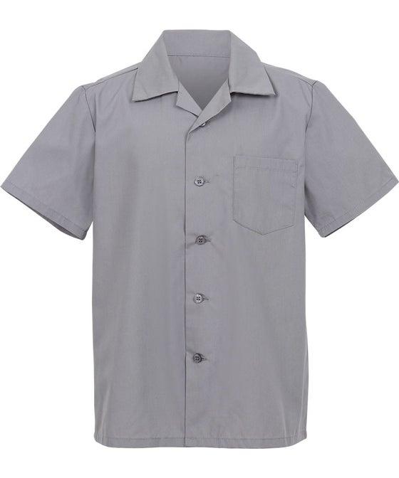School+ Short Sleeve Layback Shirt