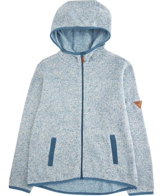 Kids' Speckle Fleece Hooded Sweatshirt