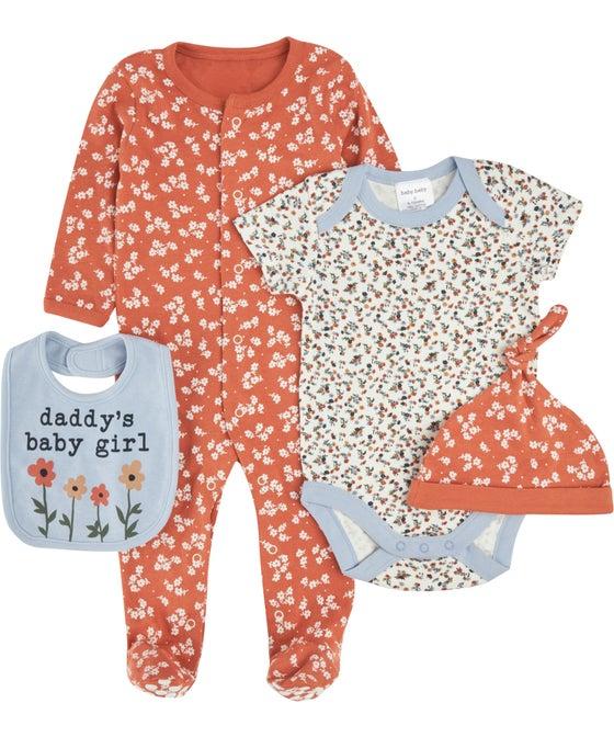 Babies' 4 Piece Starter Pack