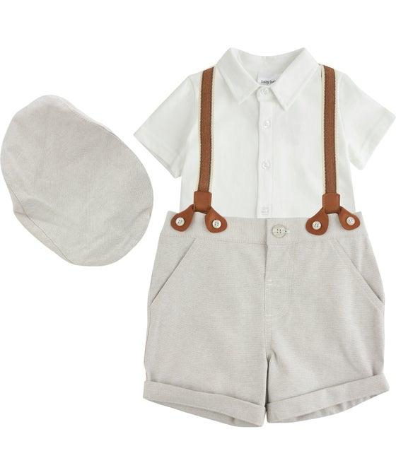 Babies' 3 Piece Formal Set