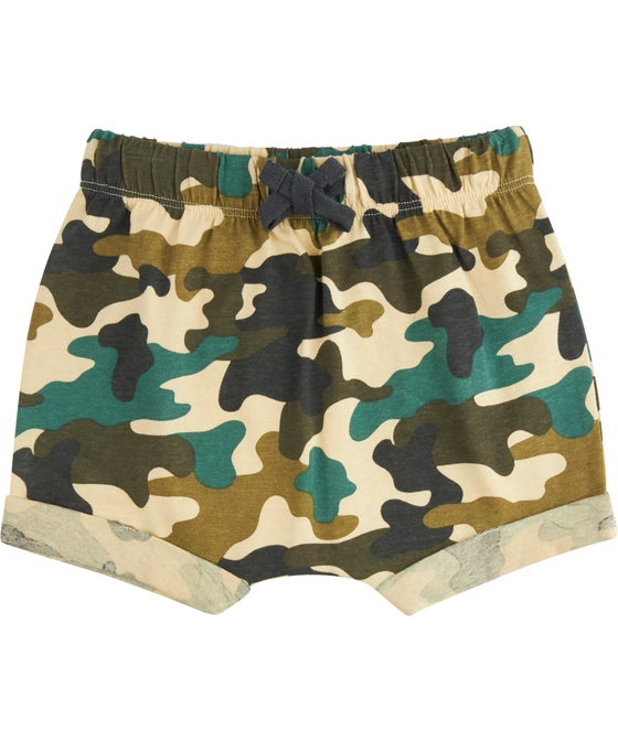 Babies' All Over Print Shorts