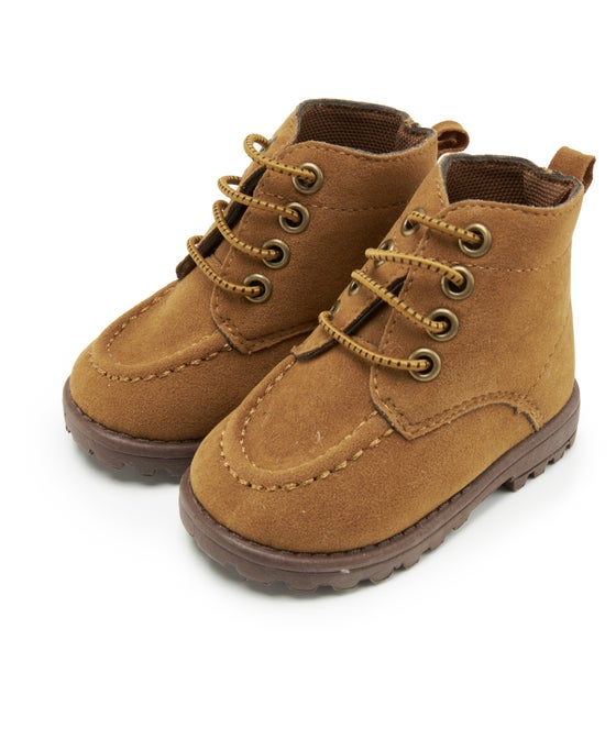 Babies' Lace Up Boot