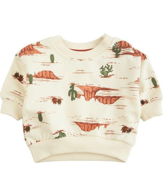 Babies' Printed Sweatshirt