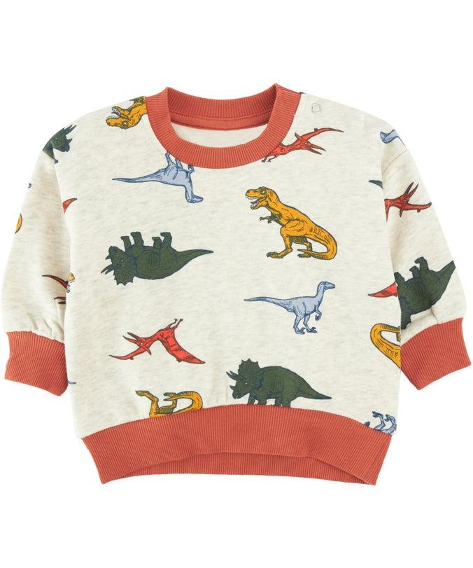 BB B Printed Sweatshirt
