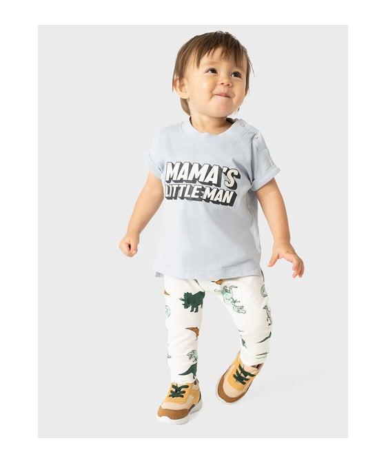 Babies' Short Sleeve Print Tee
