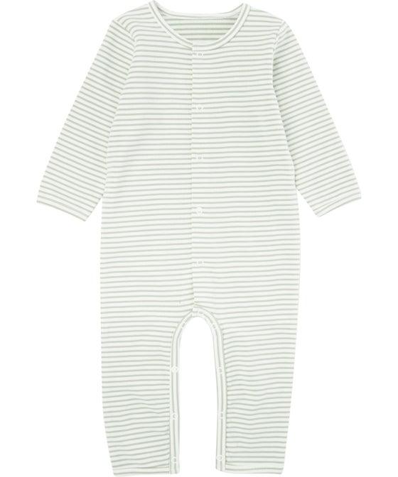 Babies' Striped Loungesuit