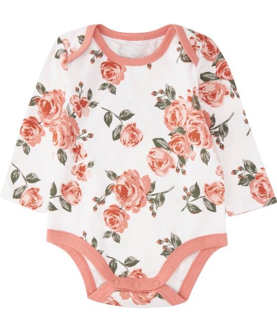 Babies' Printed Bodysuit