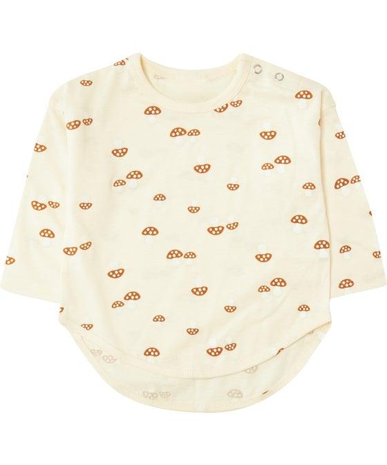 Babies' Long Sleeve Printed Tee