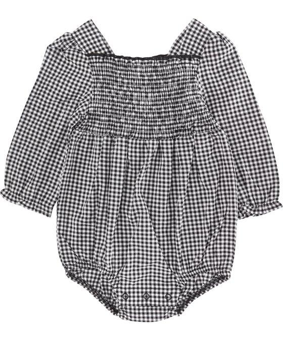 Babies' Mini Me Shirred Bodysuit