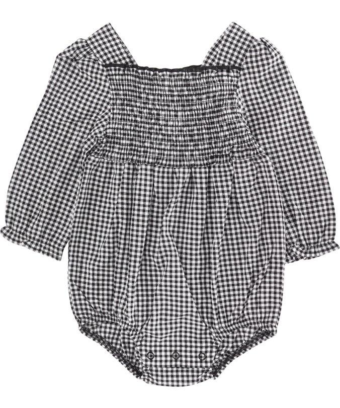 BB G Mini Me Shirred Bodysuit