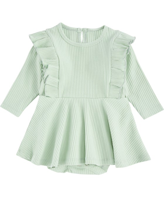 Babies' Needle Out Romper Dress