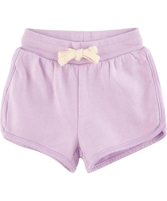 Babies' Organic Cotton Sporty Sweat Shorts
