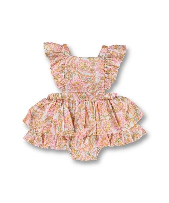 Babies' Paisley Romper
