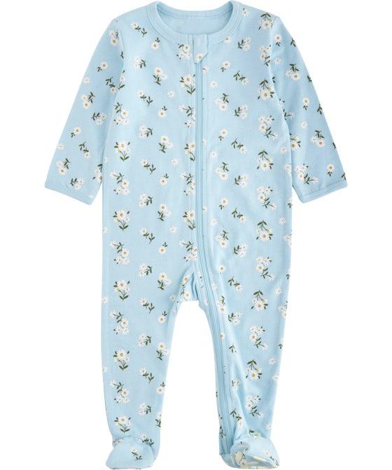 Babies' Zip Growsuit  Newborn - 24months