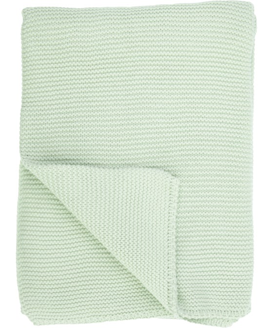 Babies Knitted Cotton Blanket