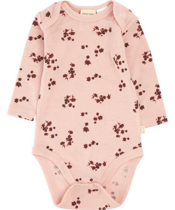 Babies' Merino Bodysuit PREM - 24 months
