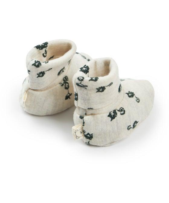 Babies' Merino Booties