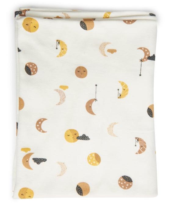 Babies Organic Cotton Blanket