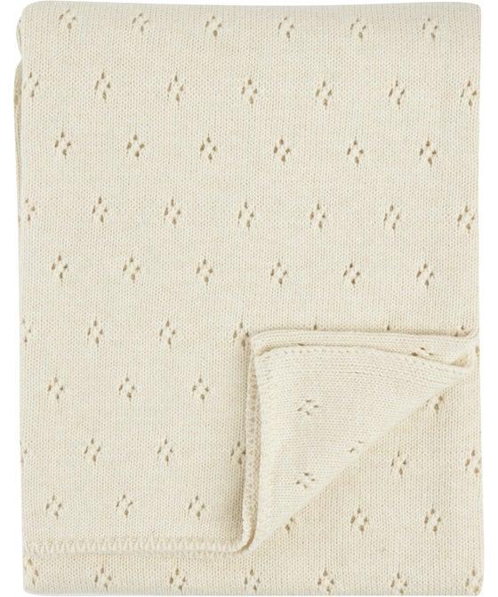 Babies' Pointelle Blanket