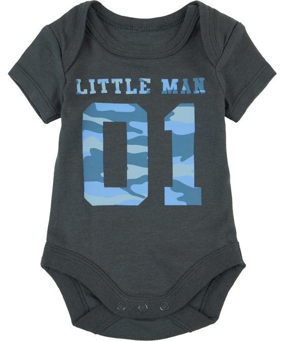 Babies' Short Sleeve Bodysuit