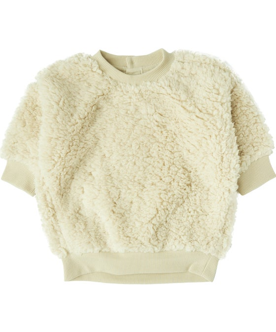 Babies' Fluffy Sweatshirt