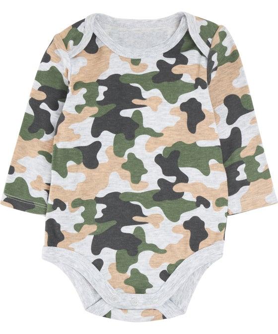 Babies' Long Sleeve Bodysuit