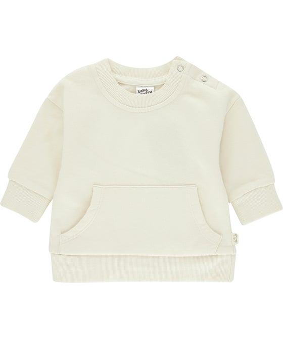 Babies' Organic Cotton Kanga Sweatshirt