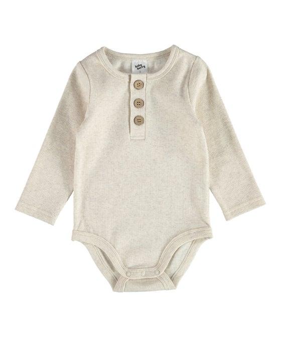 Babies' Rib Bodysuit