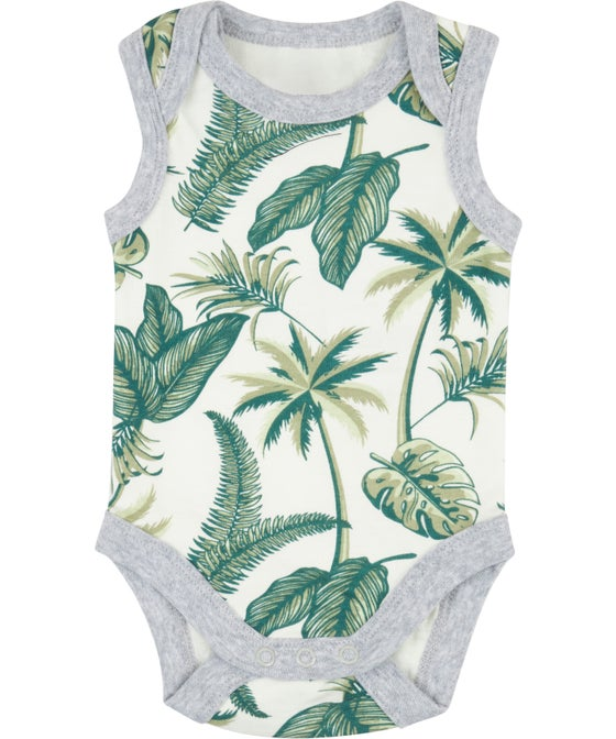 Babies' Sleeveless Bodysuit