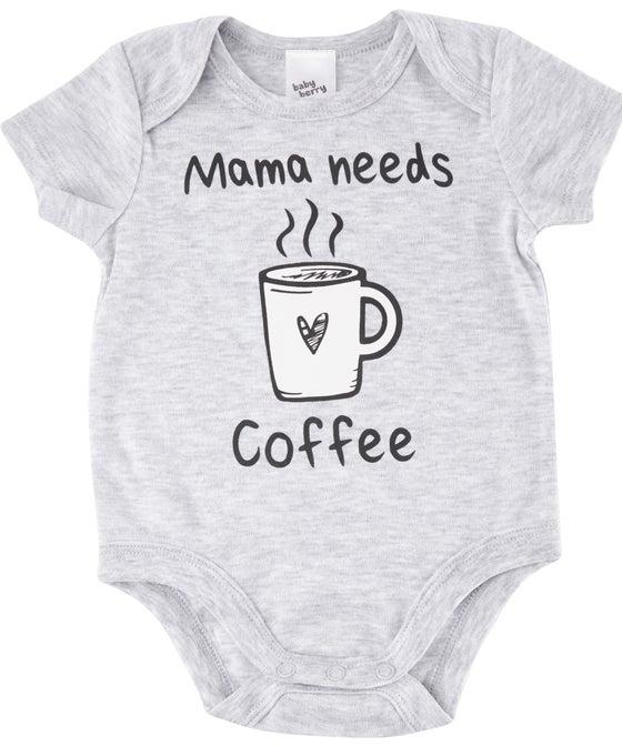 Babies' Short Sleeve Print Bodysuit