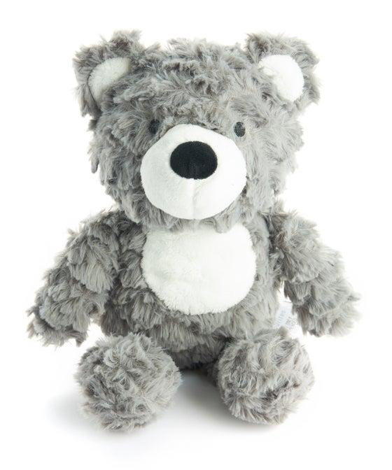 Bear Textured Plush Toy