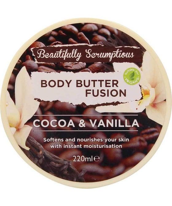 Beautifully Scrumptious Body Butter 220ml