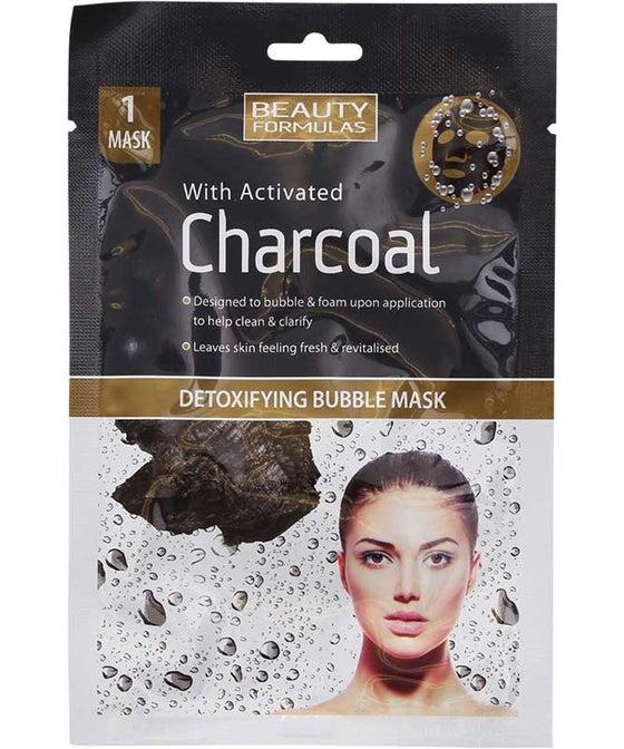 Beauty Formulas Charcoal Clay Skincare