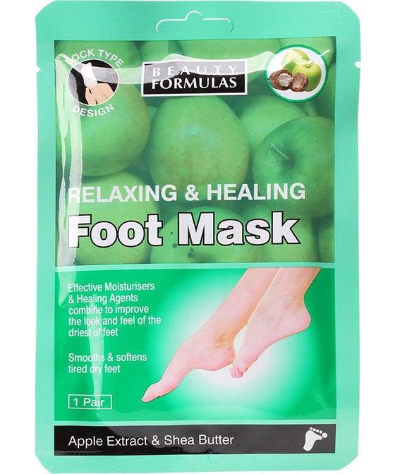 Beauty Formulas Foot Mask