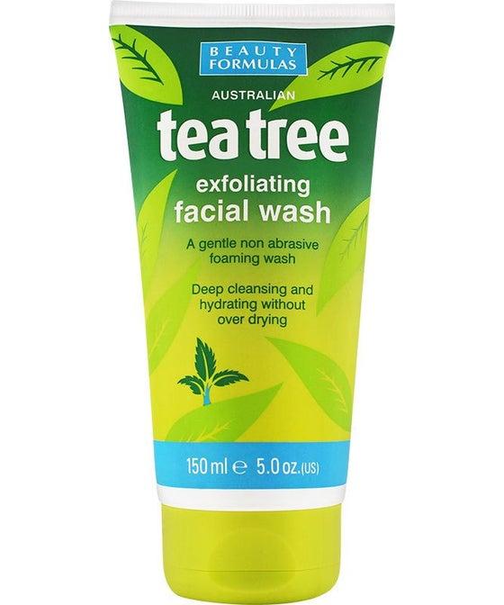 Beauty Formulas Tea Tree Skincare