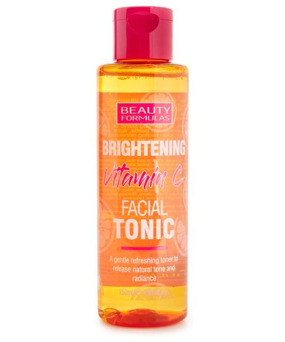 Beauty Formulas Brightening Vitamin C Range