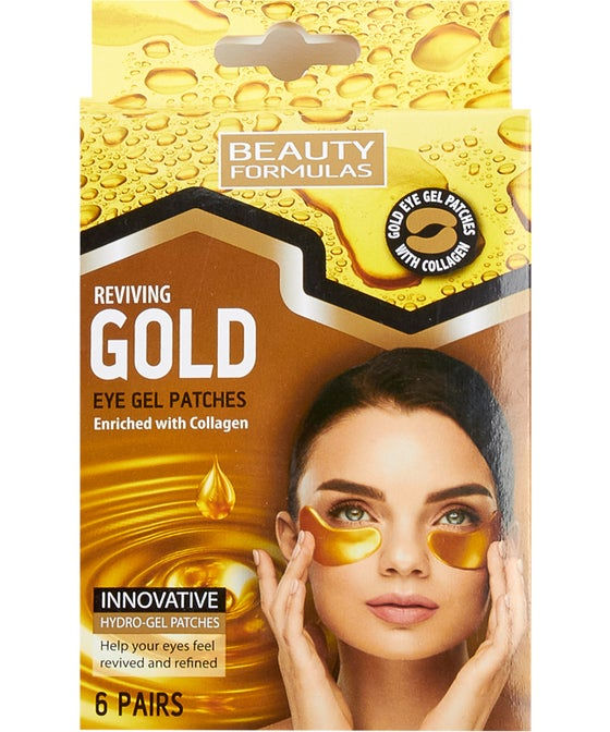 Gold Gel Eye Patches
