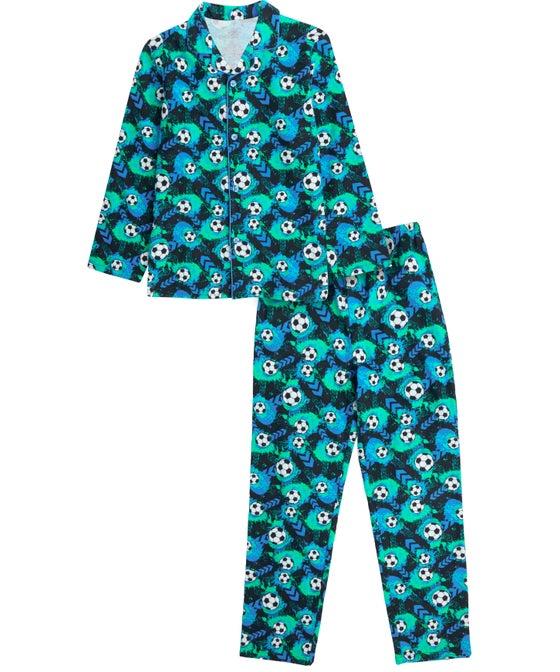 Kids' Flannel Pyjamas