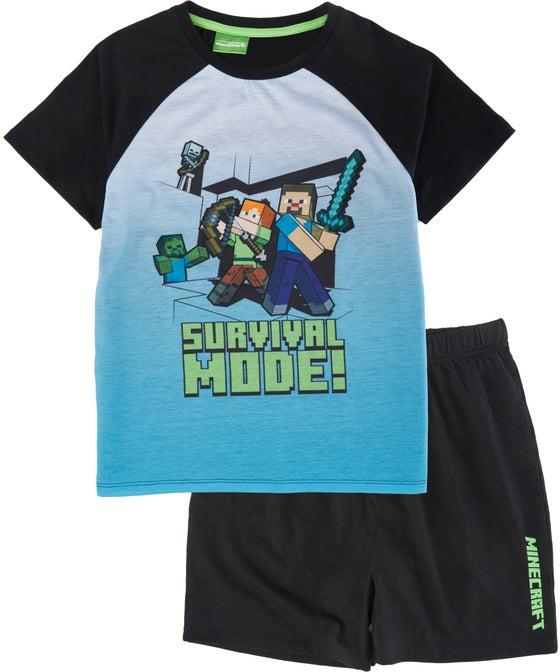 Kids' Minecraft Licensed PJ