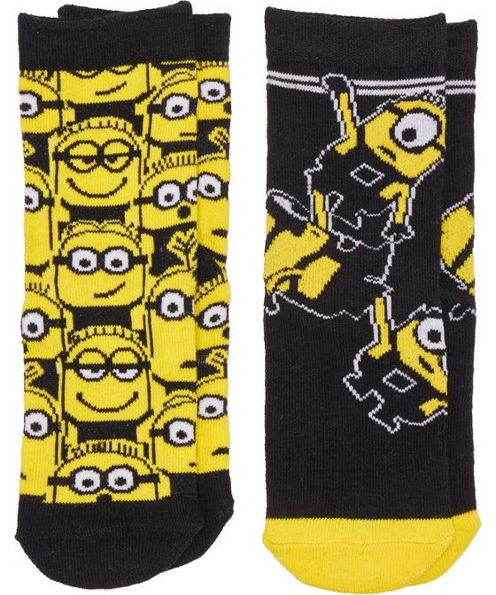 Boys' 2 Pack Licensed Socks