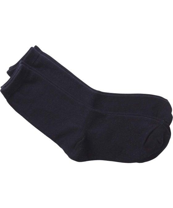 Kids' 2 Pack School Socks