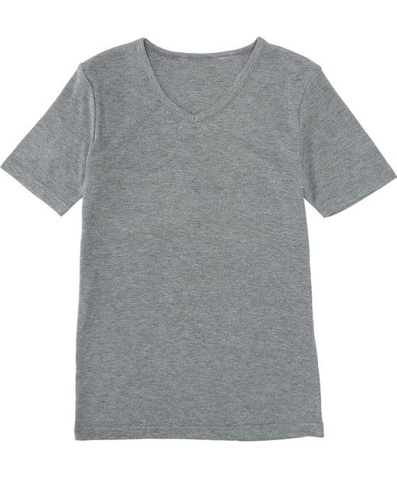 Kids' Short Sleeve School Thermal Top