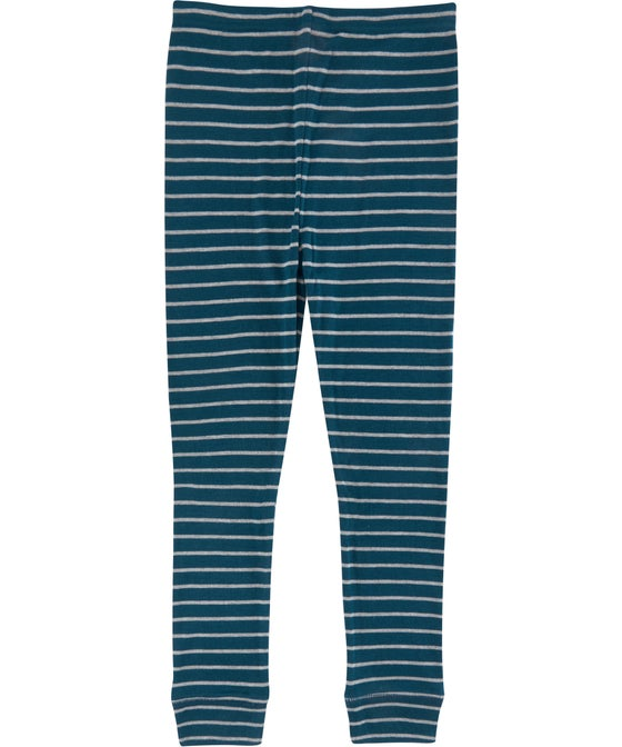 Kids' Thermo Striped Thermal Leggings