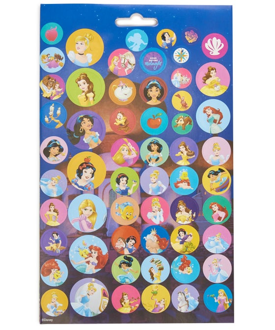 Disney Princess Sticker Pad 700s
